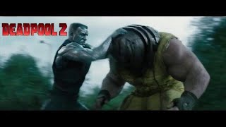Deadpool 2 - Koloss Vs Juggernaut (Full Fight Scene) HD