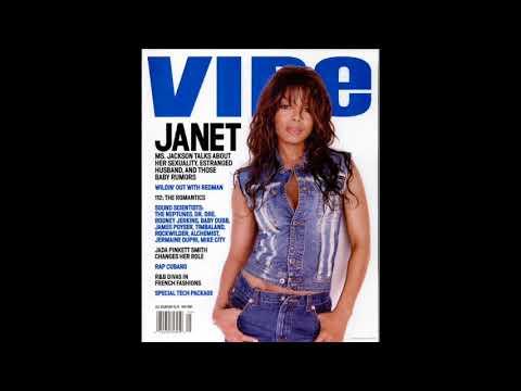 Janet Jackson, VIBE 2001 Mp3