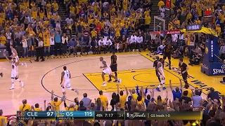 Quarter 4 One Box Video :Warriors Vs. Cavaliers, 6/3/2017