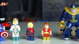 Lego Super Heroes - обзор Лего Супер Герои Реактивный самолёт Мстителей 76049(, 2016-04-13T14:02:27.000Z)