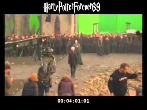 Harry Potter et les reliques de la mort - Deuxième partie - Making of (Partie 3) streaming vf