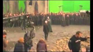 Harry Potter et les reliques de la mort - Deuxième partie - Making of (Partie 3)