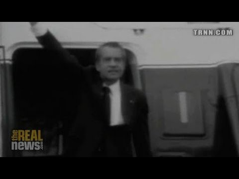 Systemic Corruption and 40 Years Since Nixon Resigned - Burt Wides on Reality Asserts Itself (1/2)