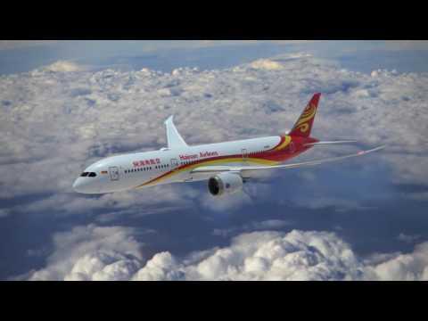Hainan Airlines New Dreamliner 787-9
