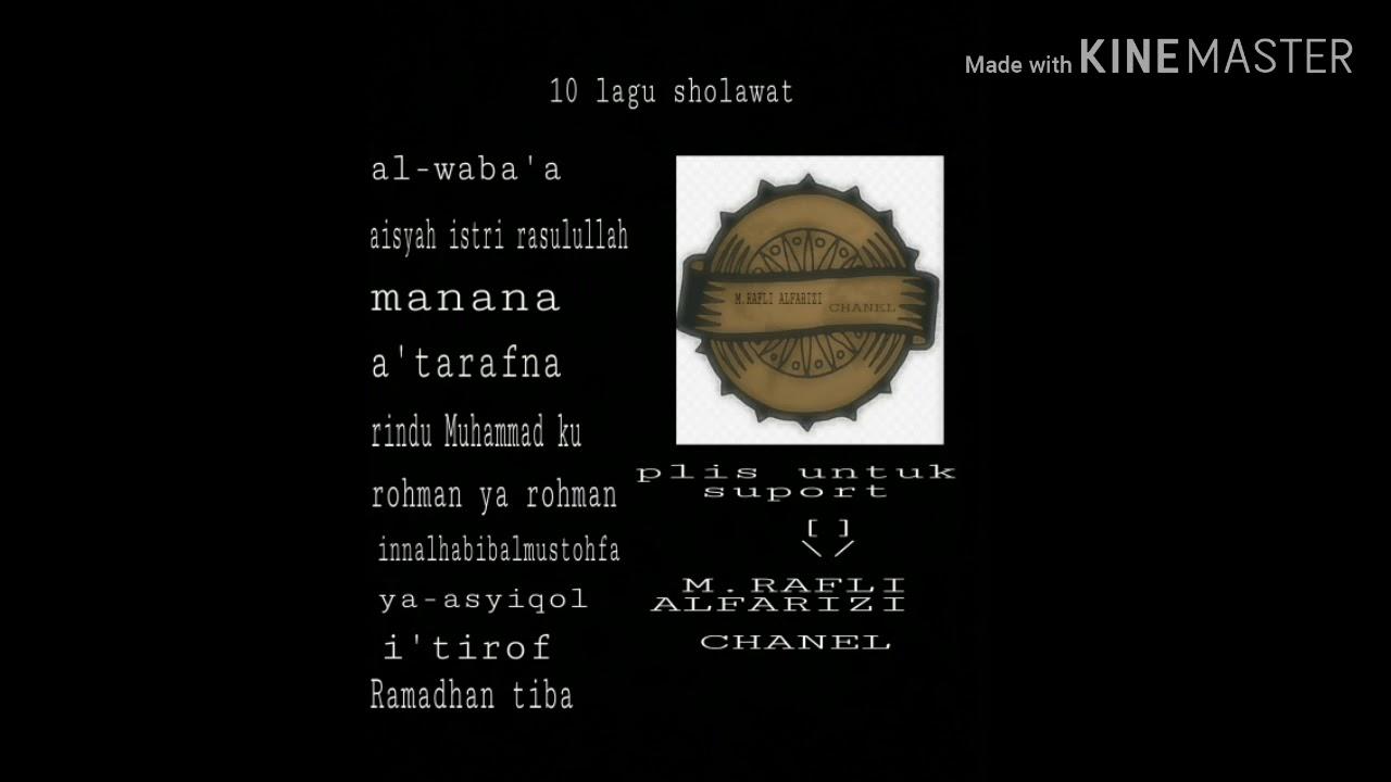 lagu sholawat terbaru youtube