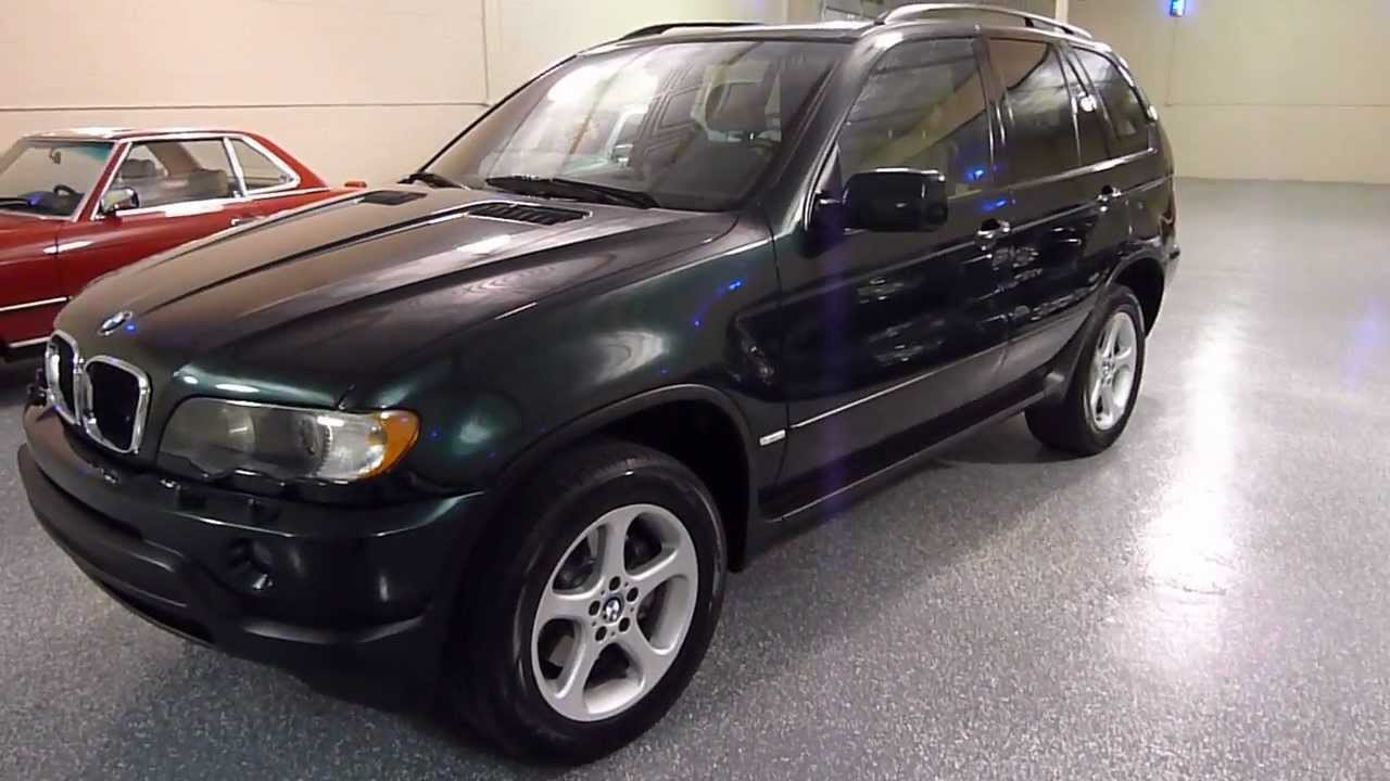 2003 bmw x5 4dr awd 3.0i - sport package sold (#2204) - youtube