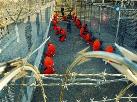 A Desperate Situation at Guantánamo: Over 130 Prisoners on Hunger Strike, Dozens Being Force Fed