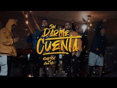 Santa RM – Sin Darme Cuenta (Letra) ft. Gera MX