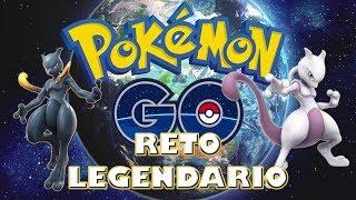 ¡APUESTO POKÉMON LEGENDARIO VS DAVID PETIT en Pokémon GO! RETO LEGENDARIO #2 [Keibron]