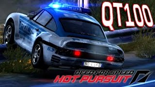 QT100: Need For Speed: Hot Pursuit DLC - All Golds... Finally... (FINALE)