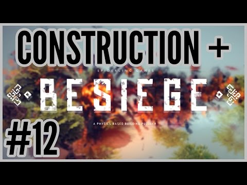 Stab Jab = Construction + Besiege [Alpha] #12