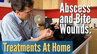 Abscess and Bite Wounds: Treating At Home