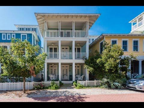 Seaside Florida 5BR Vacation Rental Home, 49 Venice Circle