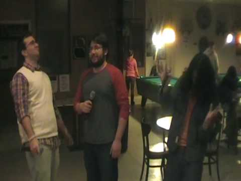 Matt, Jon, Linus Legion Karaoke.MOD