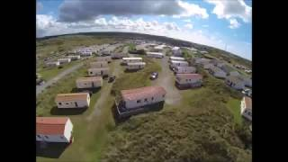 Easy access caravan at St Ives bay holiday park