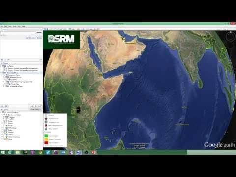 Product - DSRM Global Maritime Intelligence KMZ