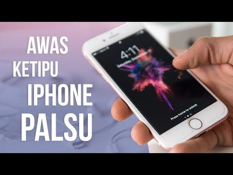 5 Cara Membedakan iPhone Asli dan Palsu