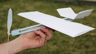 how to make a plane out of ice cream sticks. Crafts from sticks. Поделки из подручных материалов