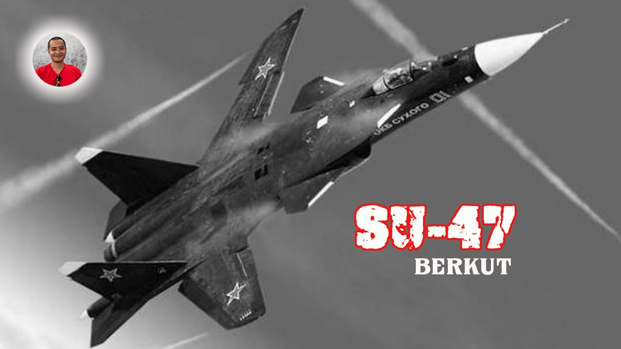 Download Su-47 Berkut - The Forward Swept Wing Fighter Project That The Russians Most Regret