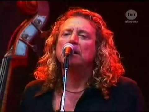Robert Plant - Four Sticks - 19.06.2001 - Warsaw 1/3