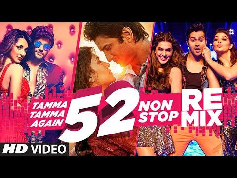 """Tamma Tamma Again 52 """"Non Stop Remix""""   #NewYear2018 Special Songs   Kedrock & Sd Style  T-Series"""
