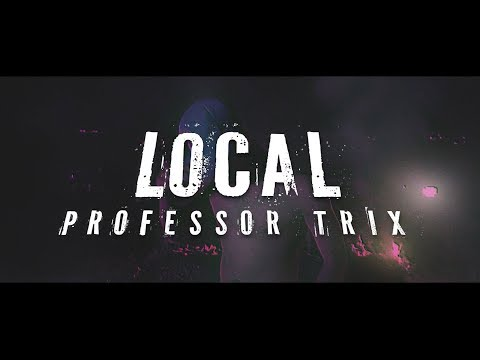 Professor Trix - Local (Official Lyrics Video) | New Nepali Hiphop Song