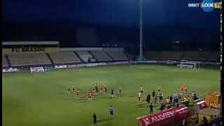 Fc Brasov 2-1 Asa Targu Mures