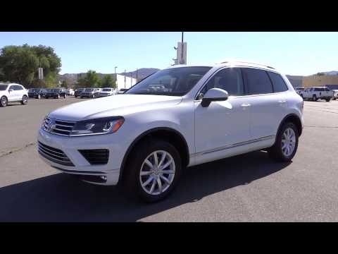 volkswagen touareg reno carson city northern nevada roseville sparks nv gd youtube