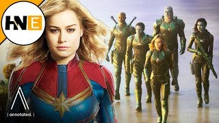 What is Starforce? Captain Marvel Kree Team EXPLAINED