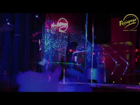 CLUB PASSAPOGA   Club Nocturno   Night club   Cabaret en Santiago   Despedidas de soltero