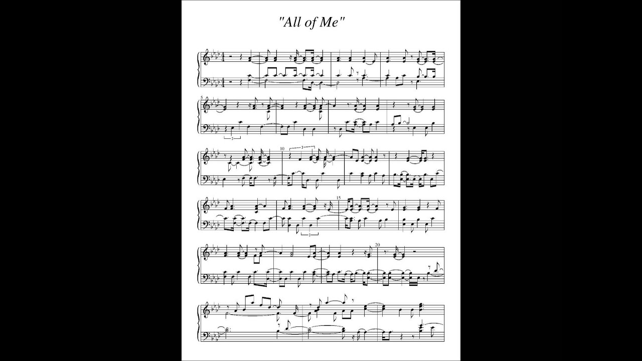 Chord piano all of me john legend youtube chord piano all of me john legend hexwebz Gallery