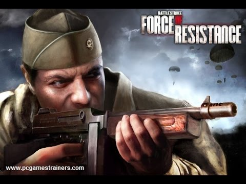 BattleStrike: Force of Resistance part 1