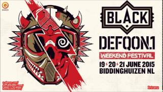 Defqon.1 Weekend Festival 2015 | BLACK | Sunday | Noize Suppressor