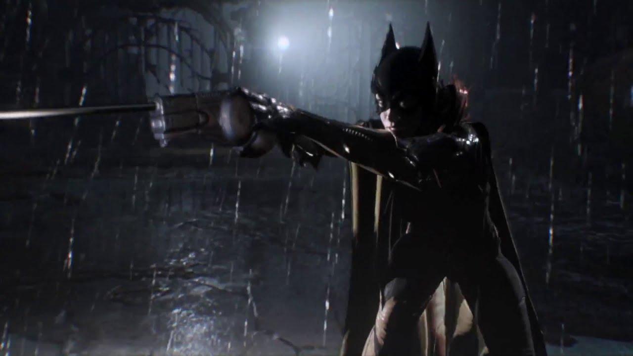 Batman: Arkham Knight - Batgirl DLC Trailer - YouTube