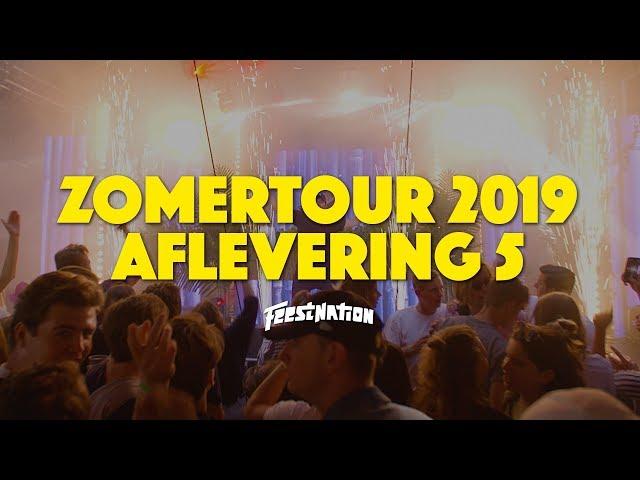 Zomertour 2019 Aflevering #5 - S02E05 | FEESTNATION