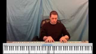 Baixar - How To Play I M Going Up Yonder On Piano Pentecostal Piano Black Gospel Keyboard Style Grátis
