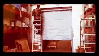 видео Монтаж противопожарных штор