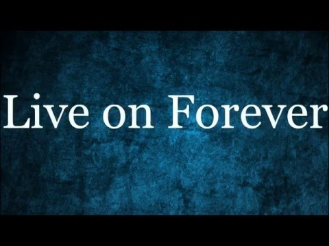 The Afters - Live on forever lyrics