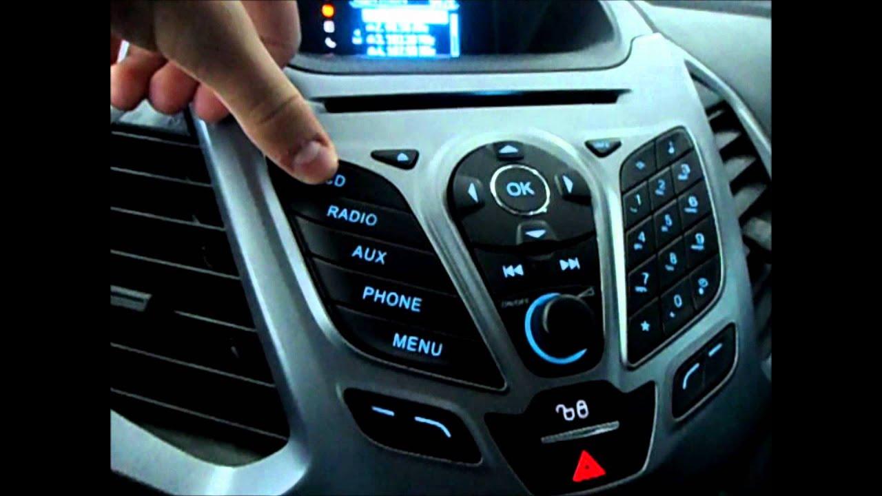 Novo Ford EcoSport 2013  YouTube