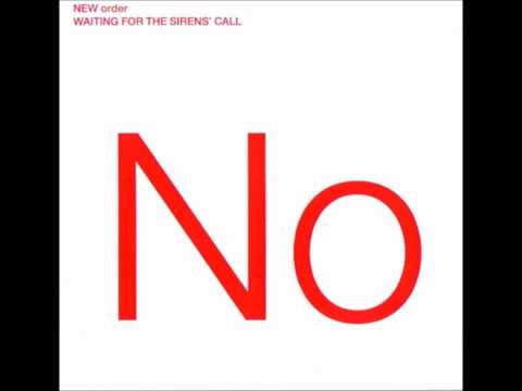 New Order - Who's Joe?