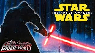 New Star Wars Lightsaber - Awesome or Useless? - MOVIE FIGHTS!