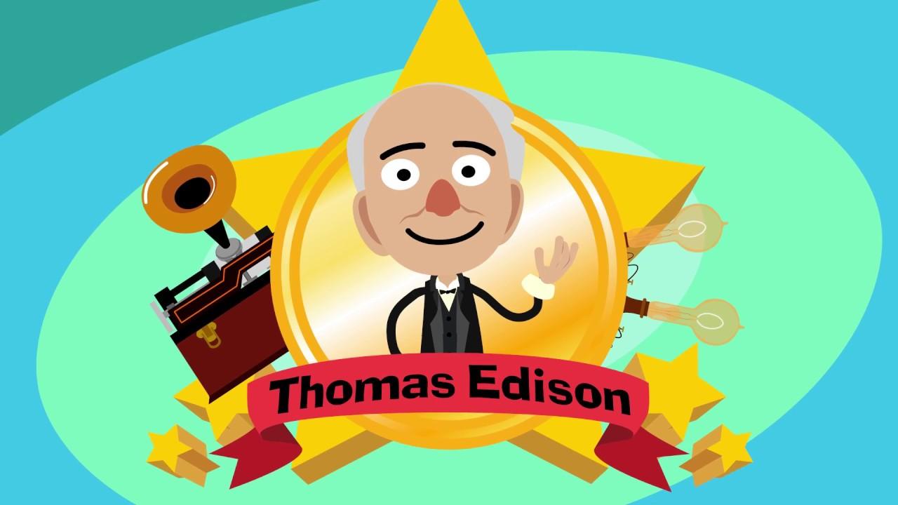 Thomas Edison | TheSchoolRun