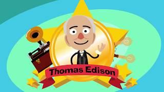 Mini Bio - Thomas Edison Video