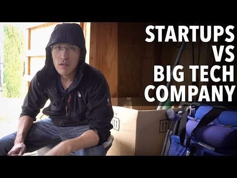 Startups vs Big Tech Company (which is better?)
