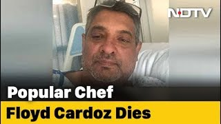 Indian-origin Chef Floyd Cardoz Dies In Us After Testing Coronavirus+