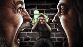 HUESTES - escuchando mi voz (video lyric)