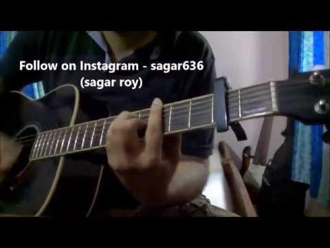 Tu Jo Hain - Mr. X Guitar Lesson | Emraan Hashmi | Ankit Tiwari