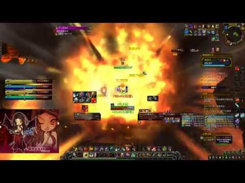 【比爾文魔獸世界】 15工坊 強悍屍爆火山