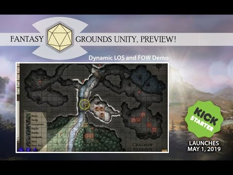 Fantasy Grounds Unity by SmiteWorks — Kickstarter
