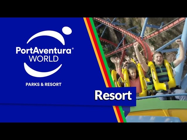 Welcome to PortAventura World Parks & Resort! [EN]